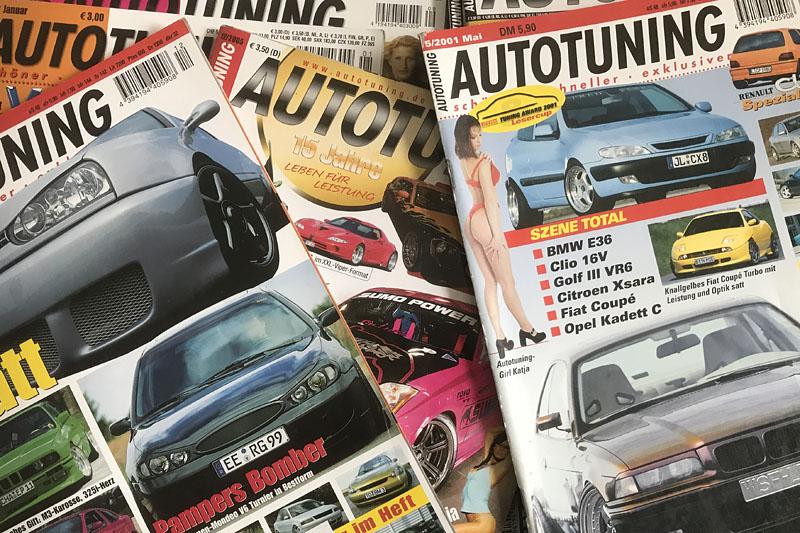 Dokumentation: Chronologie der AUTOTUNING