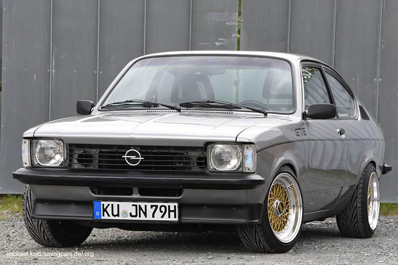 Opel Kadett C Coupé Rallye 2.0E