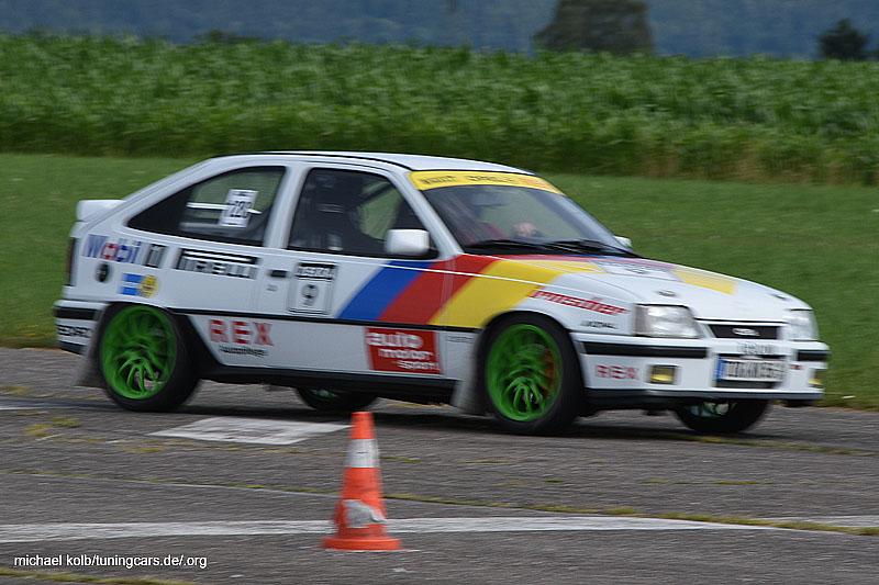 Opel Kadett E Slalom