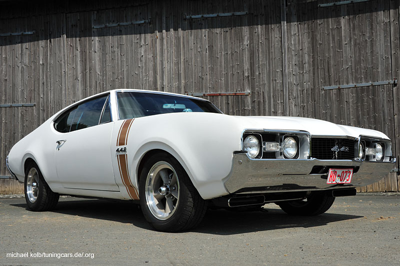 Oldsmobile 442 Maximum Olds