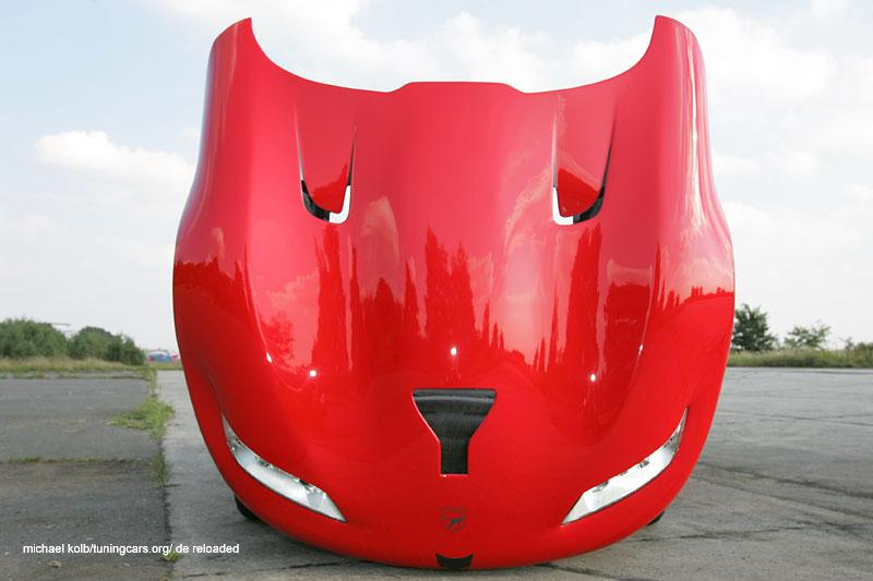 Corvette C4 lookalike Viper