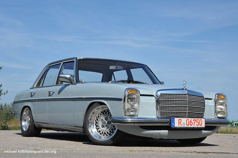 Mercedes Benz W115 Dieselhausen