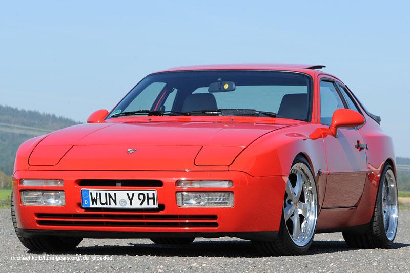 Plan B – Porsche 944 Turbo