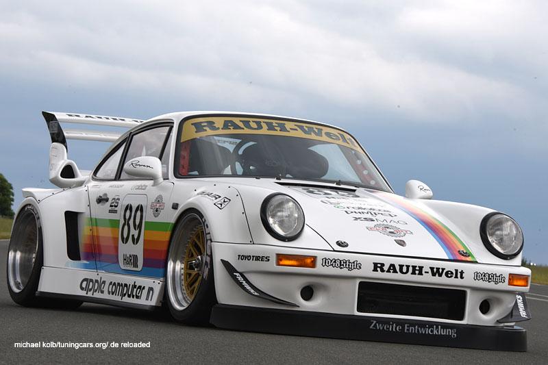 Porsche 964 Rauh Welt Begriff