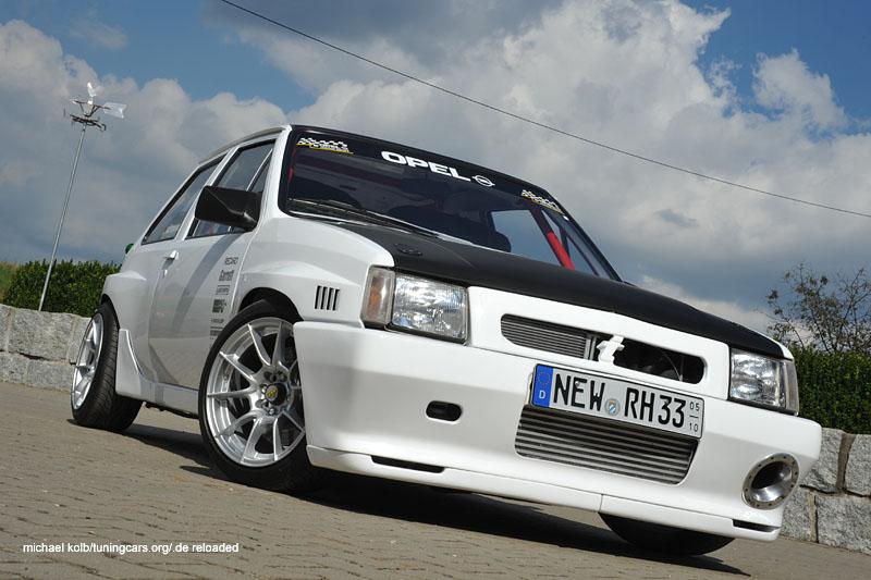 Nachtmann Corsa 8V Turbo