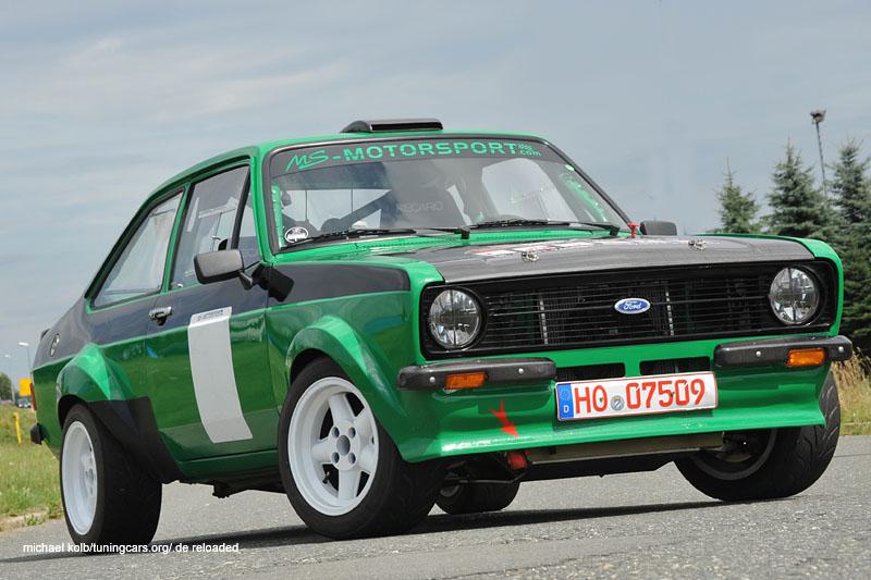 Escort II RS2000 Rallye
