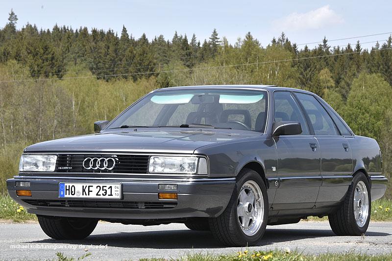 Herzblut: Audi 200 Quattro Turbo 20V