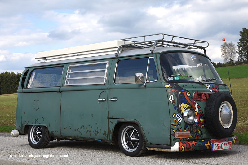 VW T2a Arcomobil