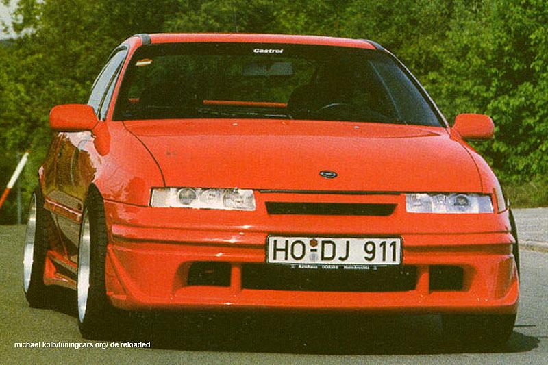 "Opel Calibra ""Abflug…."""