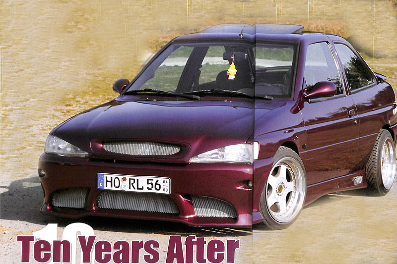 Ford Escort Ten Years After