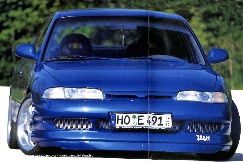 Mazda 626  – Jenseits der Zielgruppe