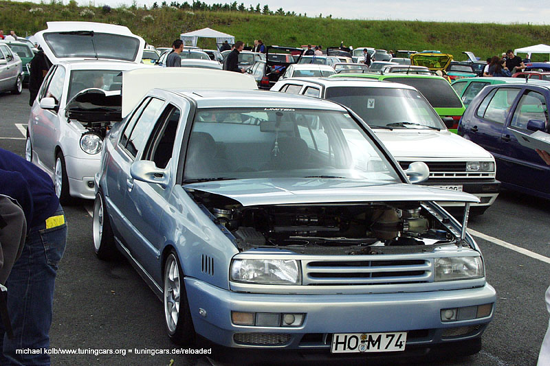 Das Berg ruft – VW Treffen 2001