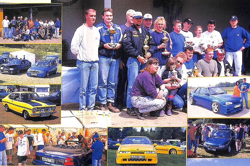 Opel Treffen 1999