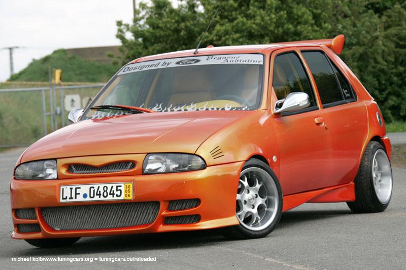 Ford Fiesta – Car-HiFi im Überfluß