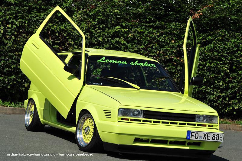 VW Golf Lemonshaker