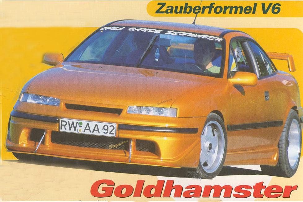 Calibra Goldhamster