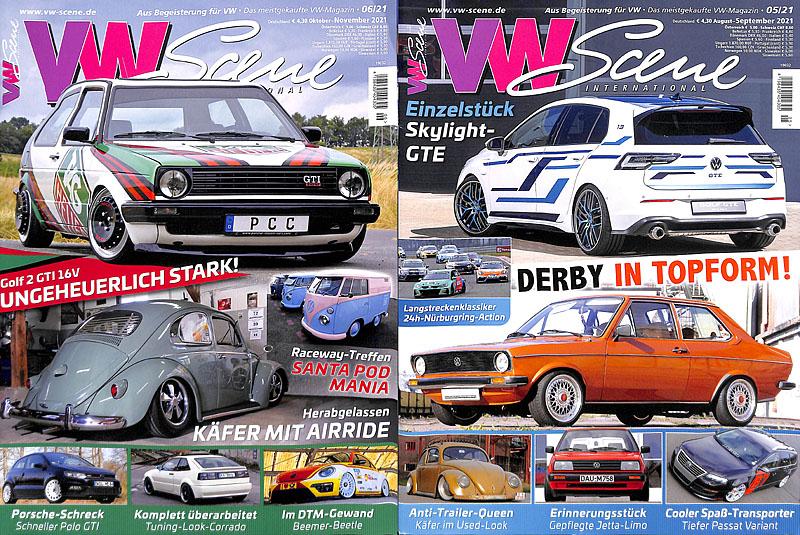 Veröffentlichungen VW